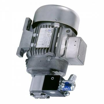 Hydraulique 16 Gpm Deux Étape Hi-Low Pompe C/W Bell Boîtier Moteur Kit