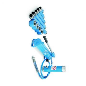 20T 50MM Creux Vérin Hydraulique Cric Plier Vérin de levage Pompe à Pression