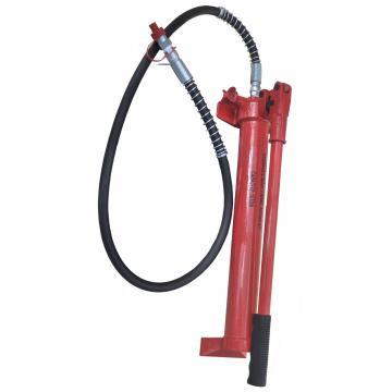 30T 100MM Creux Vérin Hydraulique Cric Pompe à pression 100MM/4IN Ram
