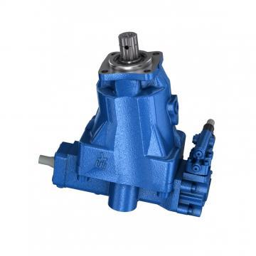 Rexroth Moteur Pompe Mnr : R900580381 Fd 88102 PV7-17/10-14RE01MC0-16 DMC70V Dmg