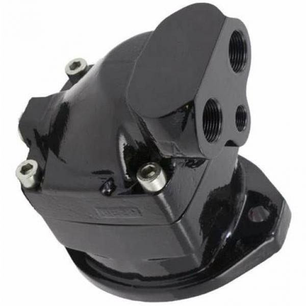Flowfit Hydraulique 415v Moteur Pompe Set, 5.5Kw, 11cc / Rev, 16 L/Min ZZ000123 #2 image