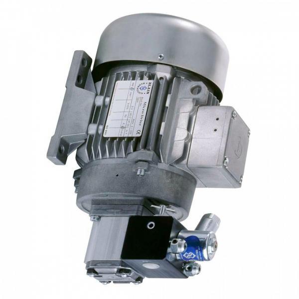 Accouplement complet pompe hydraulique standard EU et moteur 1.1-1.5 KW #3 image