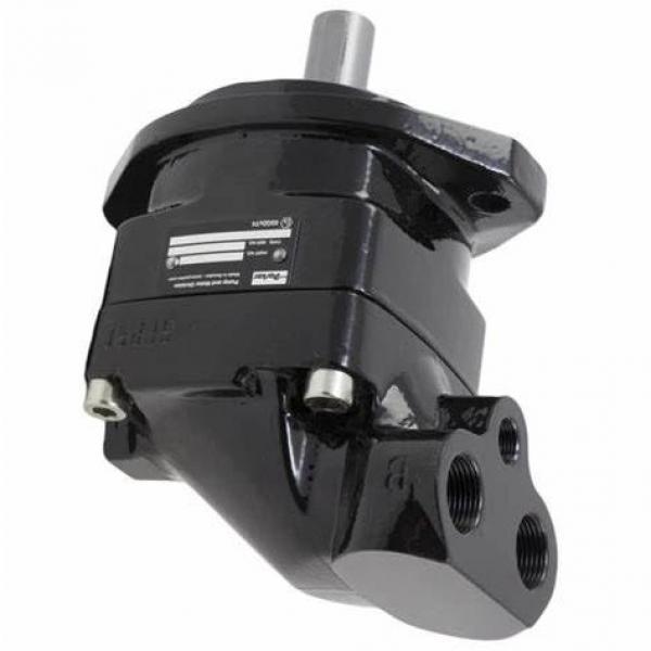 Flowfit Hydraulique 415v Moteur Pompe Set, 5.5Kw, 11cc / Rev, 16 L/Min ZZ000123 #1 image