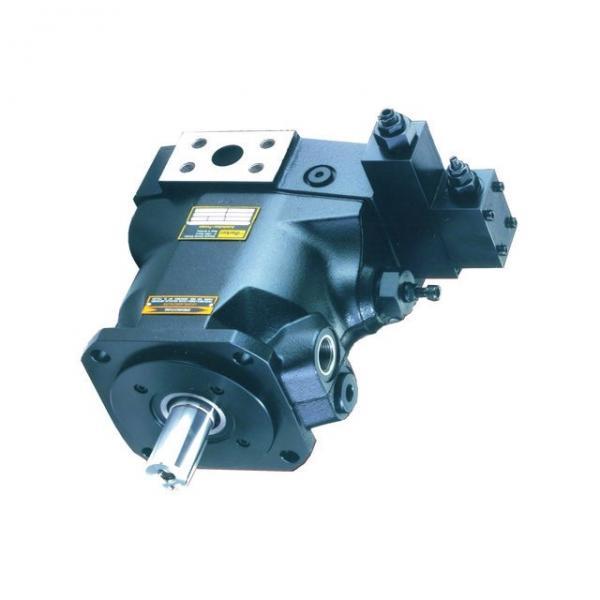 E-T-N/VICKERS Piston Pompe Hydraulique. PVQ32-B2R-SP1S-21 #1 image