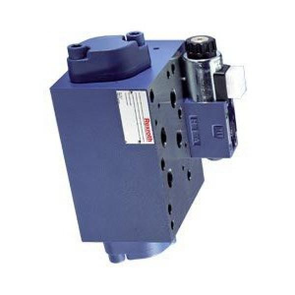 3) Valve hydraulic Distributeur hydraulique BOSCH 0 810 090 126   4/2    24VCC #3 image