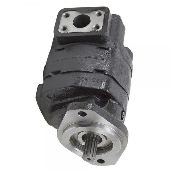 Véritable Parker / Jcb Pompe Hydraulique 20/903700 Fabriqué En Eu #1 image
