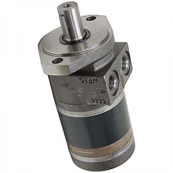 Neuf PARKER 324-9121-616 Hydraulique Gear Pompe 3249121616 #1 image