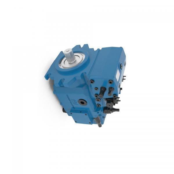 PTO Hydraulic Bent Axial Piston Pumps 400 bar 85L  tipper pump tractor trailer  #2 image