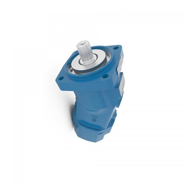 Pompe hydraulique manuel pompe à main simple effet 25cc réservoir 10 litres #1 image