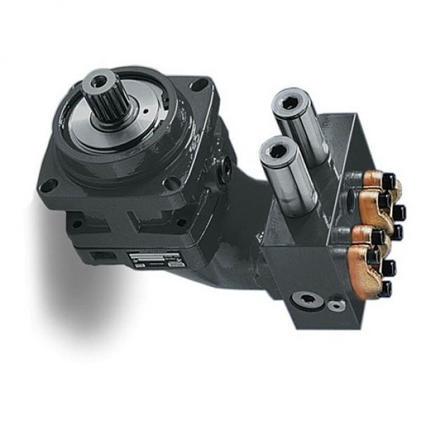 Hydraulique Jumeau Piston Pompe à Pied - BGS 1613 #3 image