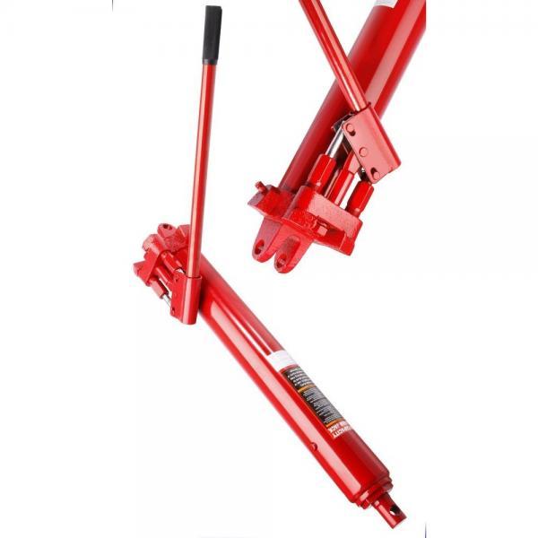 Samger Vérin hydraulique 8 Tonnes double pompe pour grue d'atelier #3 image