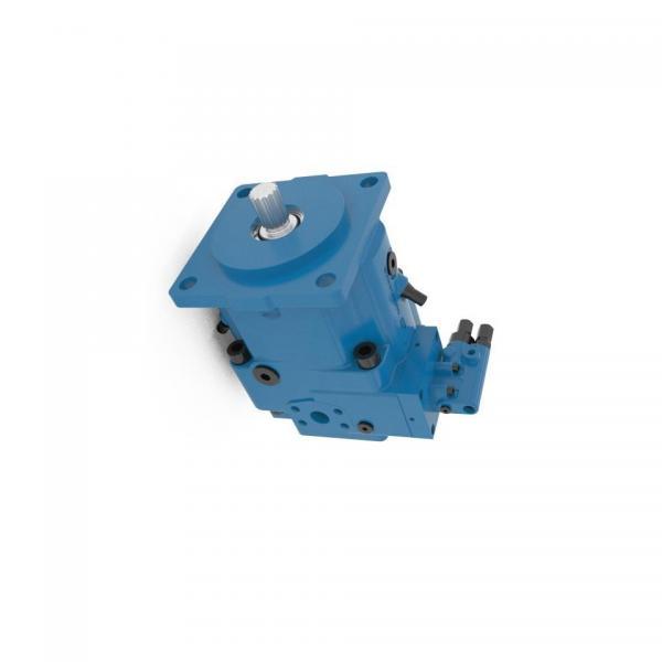 Pompe hydraulique manuel pompe à main simple effet 25cc réservoir 10 litres #3 image