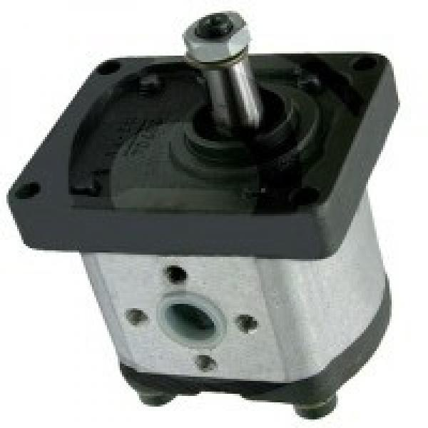 Rexroth Pompe Hydraulique,1PV2V5-30/16RE01MC 70A1/40Y,1,8 Kw Asea Moteur,Utilisé #1 image