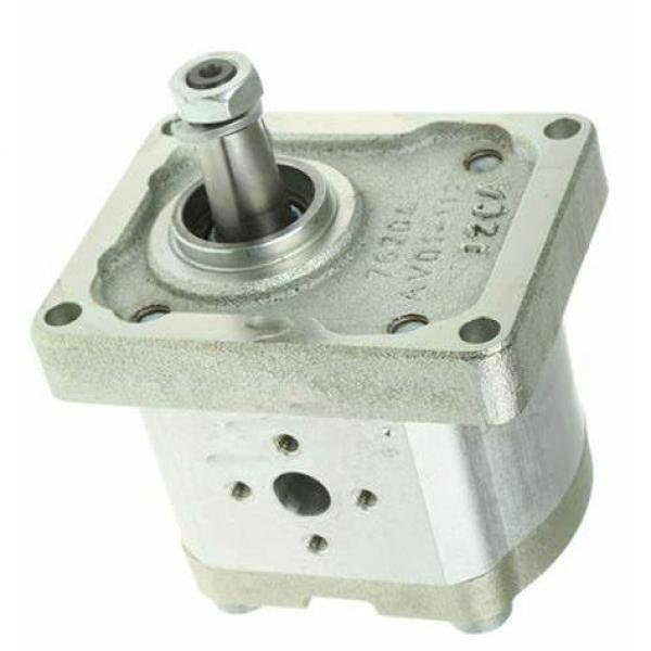Distributeur hydraulique 6 sections 40L Vannes directionnelle 2x Joystick Bobina #3 image