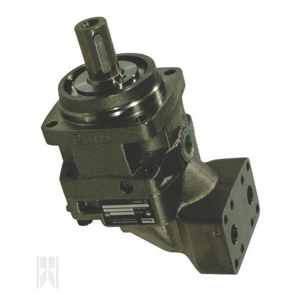 Parker basse pression 4mm x M10x1 pneumatique droit fileté-to-tube #11R335 #1 image