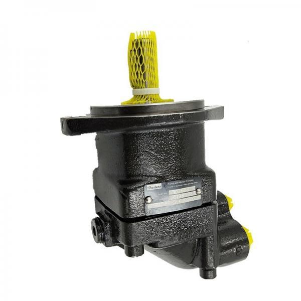 Parker 9F600B -11GR  Hydraulic Flow control Check valve 9F600B 11GR New NMP #3 image
