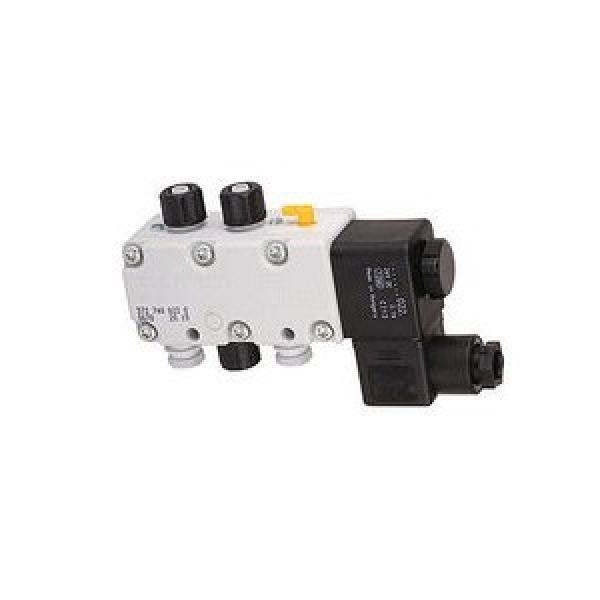 Distributeur Pneumatique 2 positions 5 sorties  4V210-08 24Vac. neuf. #1 image