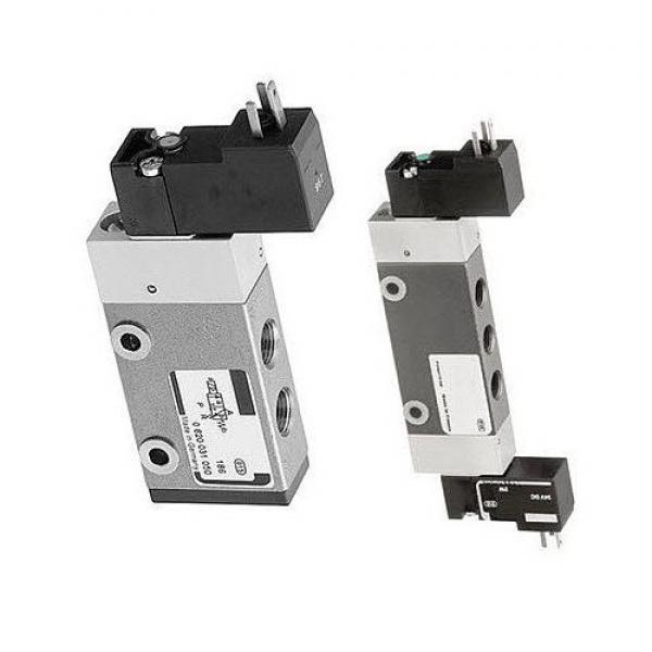 b) Module 8 distributeurs pneumatiques BOSCH REXROTH 0 821 739 947 #1 image