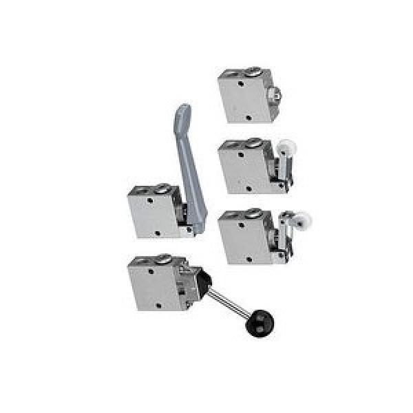 b) Module 8 distributeurs pneumatiques BOSCH REXROTH 0 821 739 947 #2 image