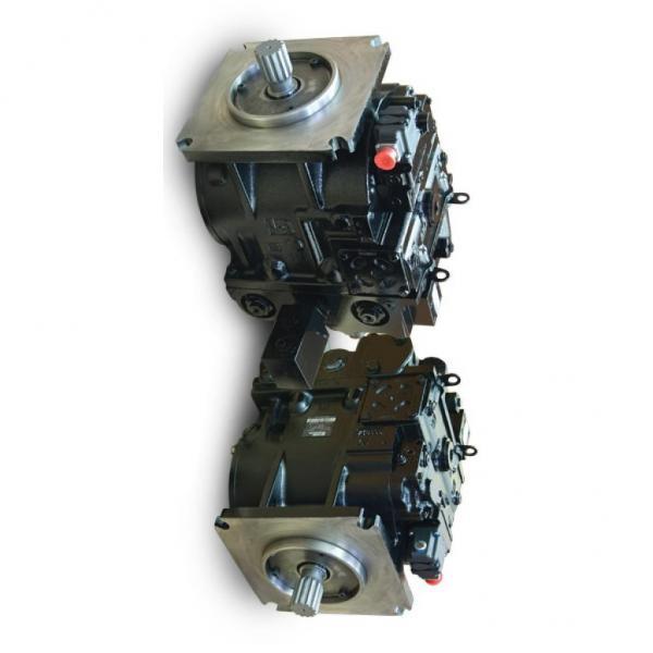 Sauer Danfoss TYC220211 Hydraulique 3Way Valve Lisk 24VDC Solénoïde Comatrol #3 image