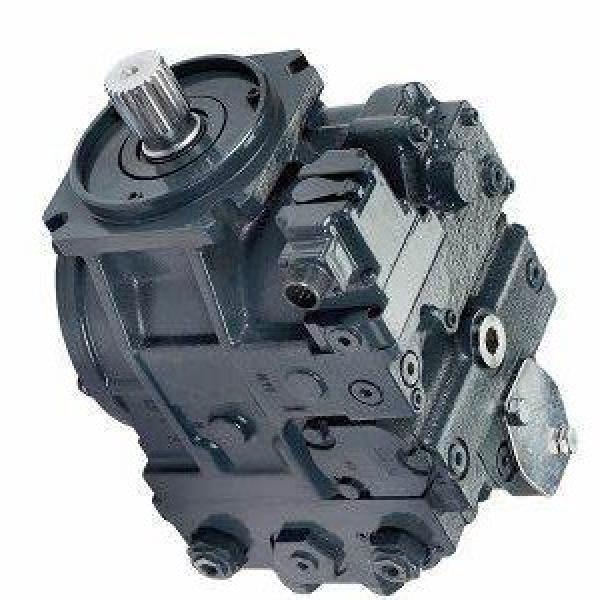 SAUER DANFOSS HYDRAULIC PUMP MODEL 90M130 #1 image