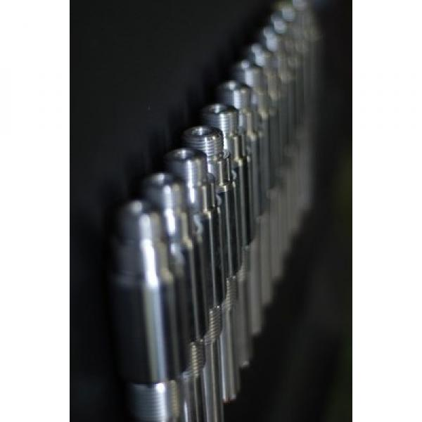 Parker 02.00 F2AU155AC 6.000 Hyd. Cylindre 5.1cm Calibre 15.2cm Coup Neuf #2 image