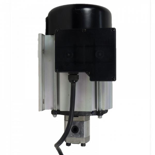 Moteur électrique pour pompe hydraulique SMG II #2 image