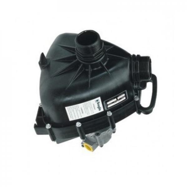 Accouplement complet pompe hydraulique standard EU GR2 et moteur 0.55-0.75 KW #3 image